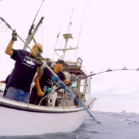 Wicked Tuna's Crew of the Hard Merchandise in Gloucester, MA